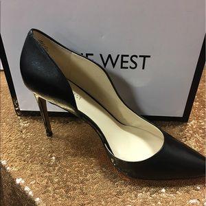 Nine West Shoes - Nine West Jowzer black heel