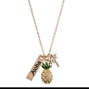 Jewelry - Aloha Pineapple Jewelry Set