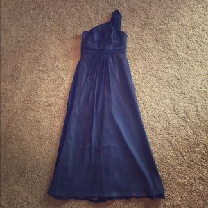 Alvina Valenta Dresses & Skirts - Navy Blue Alvina Valenta Gown