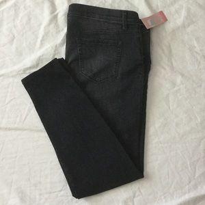 NWT Liz Lange maternity skinny jeans