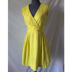 Taylor Dresses & Skirts - Taylor Fit And Flare Dress Pockets Fully Lined