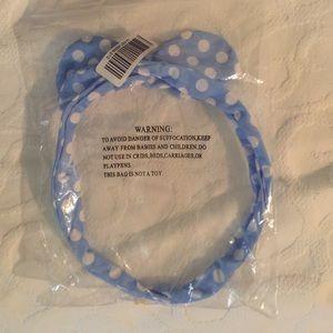 NWOT Forever 21 Polka Dot Wired Headband