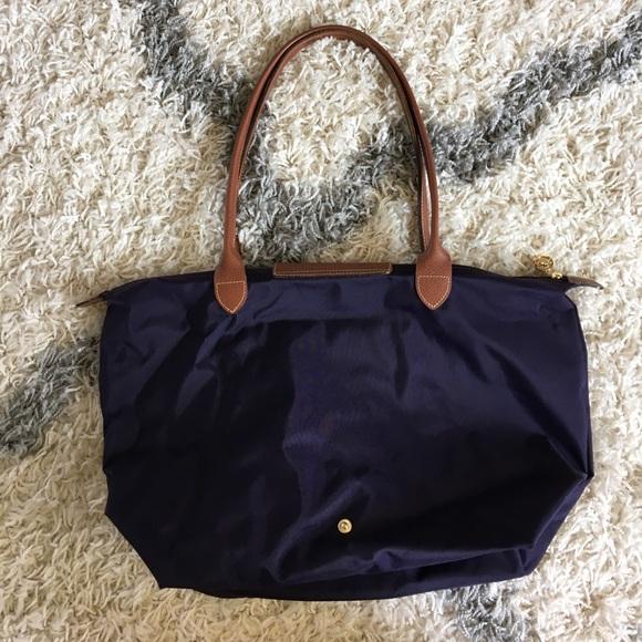3c2a9923b 50% off Longchamp Handbags - ⚡️flash sale⚡ Longchamp Large LePilage Nylon  Tote