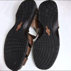 95ff33c09ab24 EARTH SHOE Shoes - EARTH SHOE GELRON 2000 HEAVEN Leather Sandal 8.5