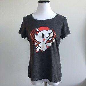 tokidoki Tops - Tokidoki Unicorn tshirt