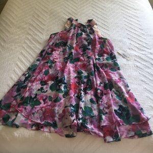 Eliza J beautiful floral dress