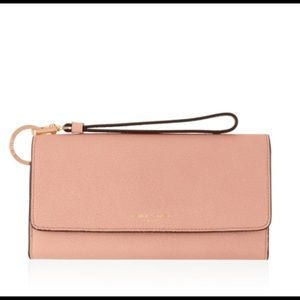Henri Bendel Handbags - Henri Bendel Uptown Out and About wallet in blush