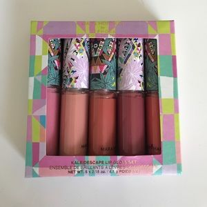Sephora Other - Mara Hoffman for Sephora Collection Lip Gloss Set