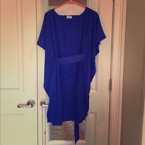 Suzi Chin Dresses & Skirts - Royal Blue Suzi Chin Dress