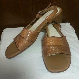 St. John's Bay Shoes - St. John's Bay Heeled Sandal