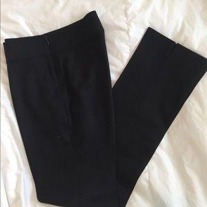 Rebecca Taylor Pants - [Rebecca Taylor] Straight leg Wool trousers Size 4