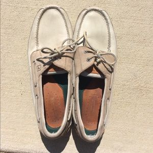 Sperry Top-Sider Other - Men's White Sperry's