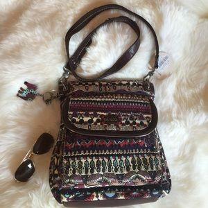 The Sak Handbags - NWT Sak Side Body Bag