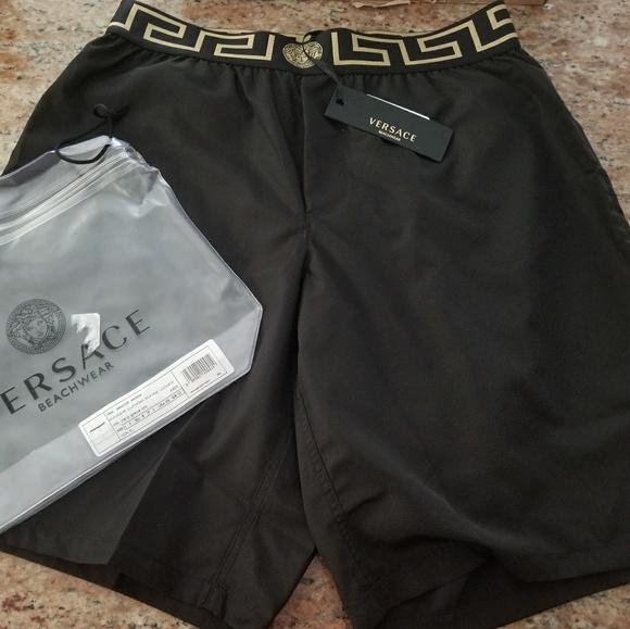 87e9ee04cc Versace Swim | Mens Trunks Sz 3 | Poshmark