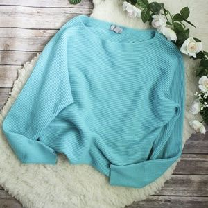 jcpenney Sweaters - JCPennys Blue Wool Blend Sweater