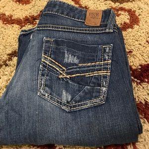 BKE Denim - BKE boot cut jeans