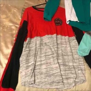 VICTORIA SECRET LONG SLEEVE BUNDLE