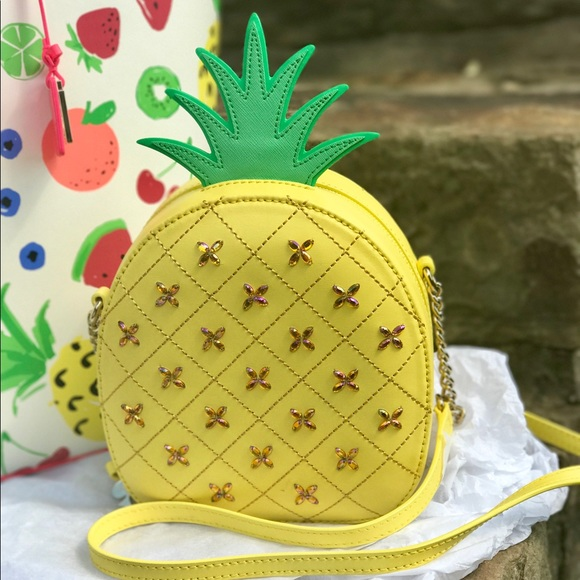 a5b836843e3f Pineapple Crossbody Bag Kate Spade | Stanford Center for Opportunity ...