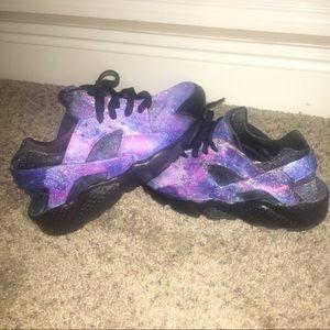 Nike Shoes , Galaxy Nike Huaraches