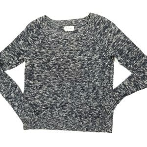 Lou & Grey Cropped Sweater
