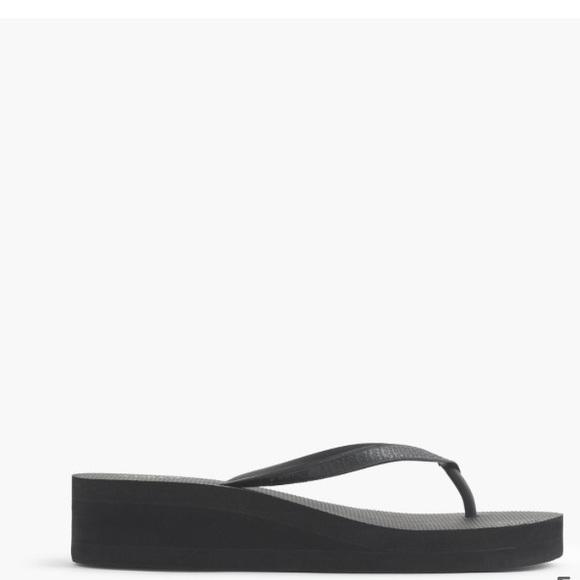 094c71c6ffa6fd Jcrew Womens wedge flip flop thong sandal