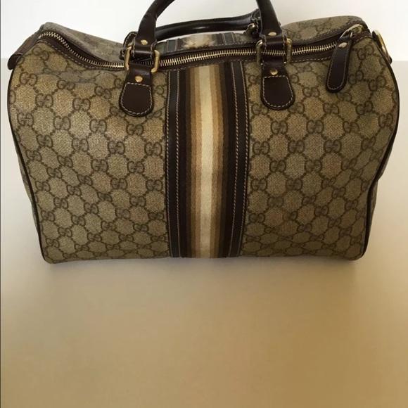 e6d6534b26c6 Gucci Bags | Boston Satchel | Poshmark