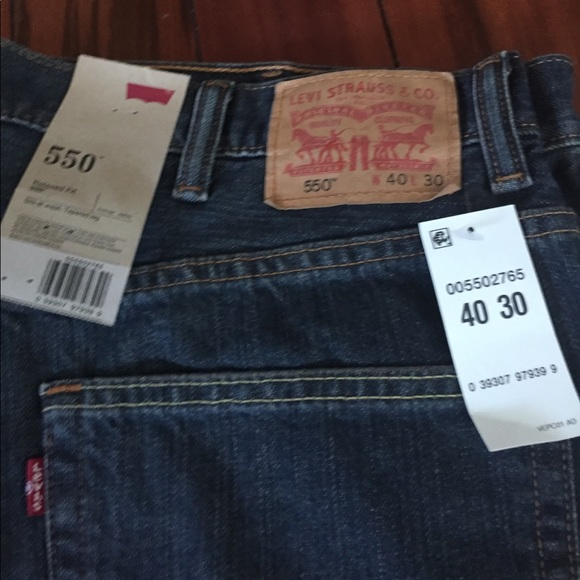 71 off levi 39 s other levi 39 s nwt 550 size 40 30 medium wash from patricia 39 s closet on poshmark. Black Bedroom Furniture Sets. Home Design Ideas