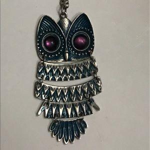 Accessories - boho owl 🦉 necklace!!