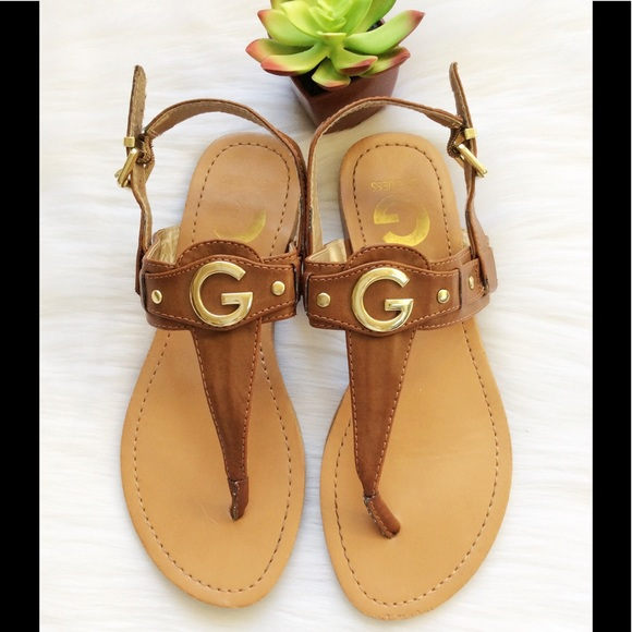 "Guess Shoes - ✨🎉Host Pick🎉✨ Guess ""Glolundon-X"" Sandals"