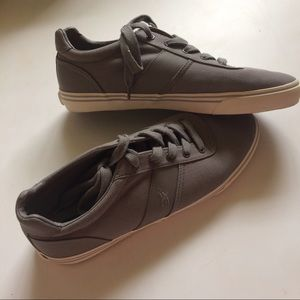 Polo by Ralph Lauren Other - Ralph Lauren men's polo grey sneaker shoes 11