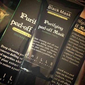 Purifying Blackhead Pore Peel Mask