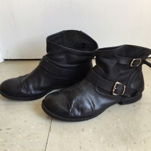 """Report Collection Shoes - Report Moto """"Jude"""" Booties"""