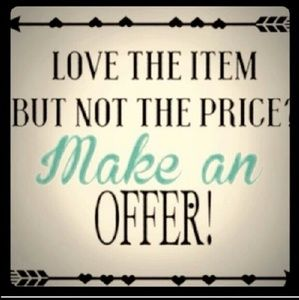 Other - MAKE AN OFFER!!!