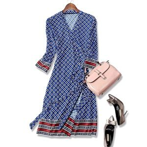 INFELISH Dresses & Skirts - New beautiful DVF style wrap dress SZ S
