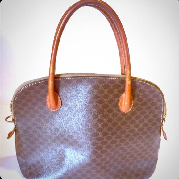 4d92650278 Celine Handbags - CELINE ALMA STYLE BAG IN EUC