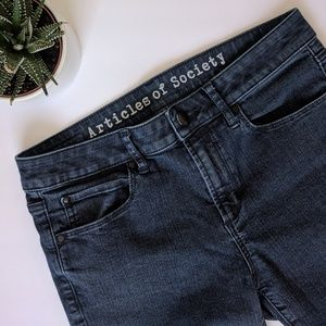Articles Of Society Denim - Articles of Society Sarah Skinny Jeans Size 28