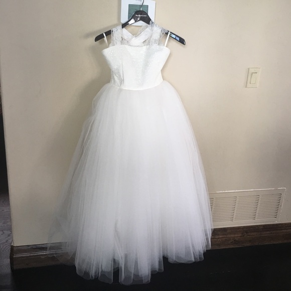 da33f7c4e13 amalee Other - Amalee Couture Flower Girl dress