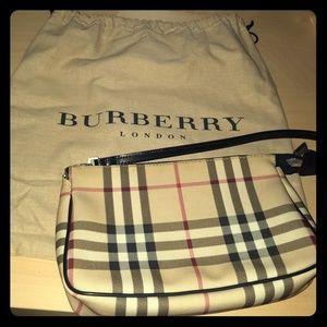 Burberry Handbags - Burberry Small Mini Shoulder Purse