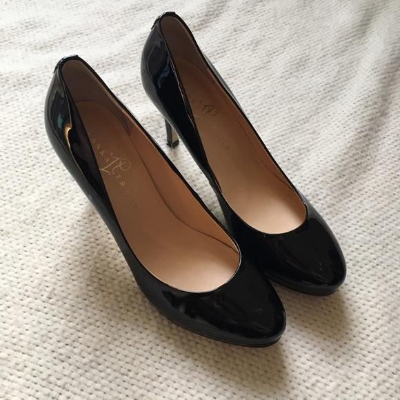 90cef3bde8aa Ivanka Trump Shoes - Ivanka Trump Janie Patent Leather Black Heels
