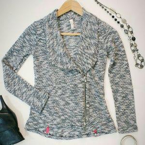 Xhilaration Sweaters - Xhilaration Asymmetrical Sweater