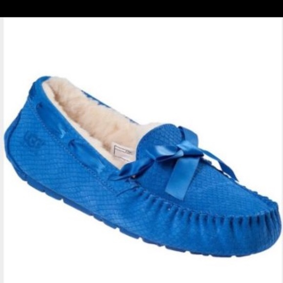 ugg dakota exotic scales slippers
