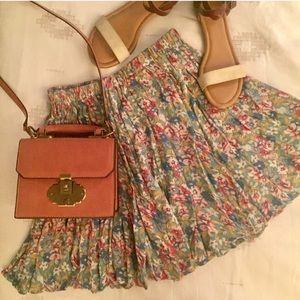 Kimchi Blue Dresses & Skirts - Floral Skater skirt