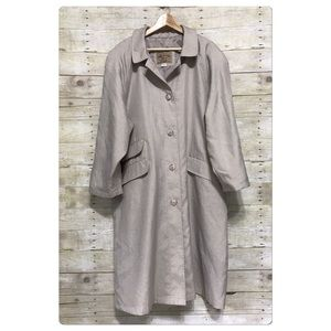 Dry Dock by Serbin Jackets & Blazers - Dry Dock by Serbin Exclusive Rainwear coat, sz 22W