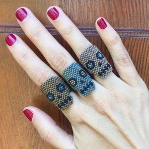 Jewelry - Amazing Handmade Calavera/Skull Ring