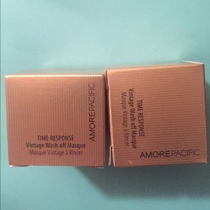 Amore Pacific Time Response  Mask 8ml * 2