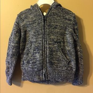 Old Navy Sweater jacket size 3T