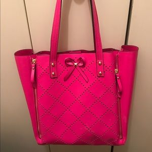 Handbags - Hot pink medium sized purse
