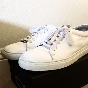 M.STUDIO Other - M.Studio Paris white leather shoes