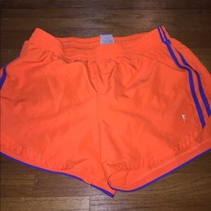 Danskin Now Pants - Orange athletic shorts