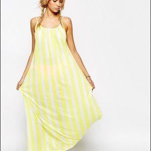 Wildfox Dresses & Skirts - New Wildfox Beach Striped Maxi Dress